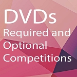 All Competitions Video on DVD