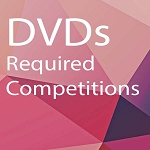 Required Competitions Video on DVD